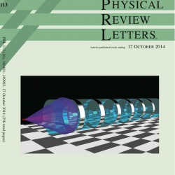 Cover physical review letters